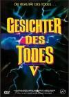 GESICHTER DES TODES 5 - Cover A - kleine Hartbox - Uncut