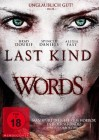 Last Kind Words - NEU - OVP