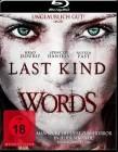 Last Kind Words BR - NEU - OVP - BluRay