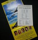 Werberatschlag - Airport 80 - Die Concorde-Alain Delon