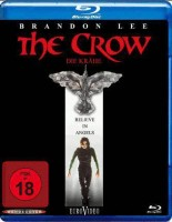The Crow [Blu-ray] (deutsch/uncut) NEU+OVP