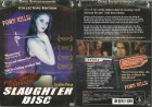 Slaughter Disc - Full UNCUT - Dark Entertainment - NEU/OVP