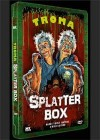 TROMA SPLATTER BOX - 3D Metalpak Edition (4DVD) - Uncut ( Ra