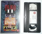 EVIL DEAD 2   Tanz der Teufel 2  UK Tape   Polygram Video