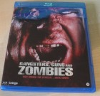 Gangsters, Guns and Zombies - Uncut Blu Ray 2012