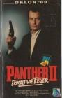 Panther 2 - Eiskalt wie Feuer PAL VHS New Vision (#10)