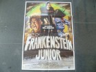 FRANKENSTEIN JUNIOR - ORIGINAL KINOPLAKAT A1