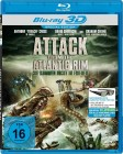 Attack from the Atlantic Rim  [3D+2D Blu-ray] OVP