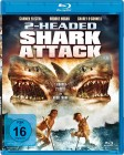 Two Headed Shark Attack [Blu-ray] OVP