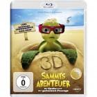Sammys Abenteuer [Blu-ray] 3D+2D OVP