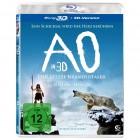 AO - Der letzte Neandertaler [Blu-ray 3D+2D] OVP
