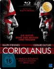Coriolanus (Steelbook, Blu-ray) OVP