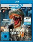Age of Dinosaurs - Terror in L.A. [3D Blu-ray] OVP