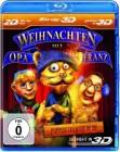 Weihnachten mit Opa Franz [3D Blu-ray] OVP