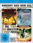 Angriff aus dem All (3 Filme) [Blu-ray] OVP