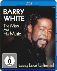 Barry White - The Man And His Music - Blu-ray OVP