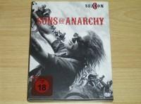 Sons of Anarchy - Die komplette Season/Staffel 3 auf 4 DVDs