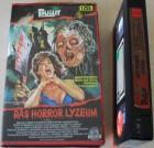 Das Horror Lyzeum - Bullit - Troma VHS Rarität