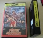 Südsee Massaker - Toppic Rot - Extrem RAR VHS