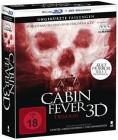 Cabin Fever 1-3 Trilogy Box [3D Blu-ray] (deutsch/uncut) NEU