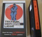 Technik der körperlichen Liebe 1968 - Ultrarar !!! VHS