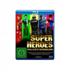Superheroes - Voll echte Superhelden [Blu-ray] OVP