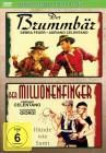 Adriano Celentano : Der Brummbär - Der Millionenfinger DVD