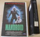 Full Moon - Mandroid / Extrem RAR VHS - uncut