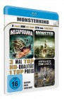 Monsterkino Metallbox-Edition (3 Filme Blu-ray) OVP