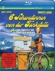 6 Schwedinnen von der Tankstelle [Blu-ray] NEU+OVP