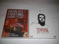 TEMMINK-THE ULTIMATE FIGHT+ABSOLUTE FIGHTING CHAMPIONSHIP 3
