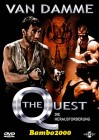 *THE QUEST *UNCUT* DEUTSCH *VAN DAMME* NEU/OVP
