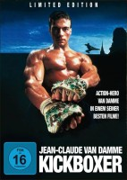 Kickboxer - Limited Steelbook