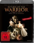 Return of the Warrior [Blu-ray] (deutsch/uncut) NEU+OVP