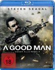 A Good Man - Gegen alle Regeln BR - Steven Seagal - NEU