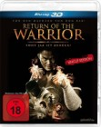 Return of the Warrior BR 3D - NEU - OVP