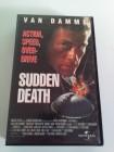 Sudden Death (Jean-Claude Van Damme) CIC Großbox uncut TOP !
