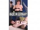 Deutsche,dicke,fette Frau besorgt es sich selbst