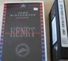 Henry - Portrait of a serial killer / Astro VHS Extrem RAR
