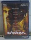 Sieben (Brad Pitt) VCL/Constantin Video Großbox uncut TOP !