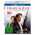 Henry & Julie [3D Blu-ray + 2D Version] OVP