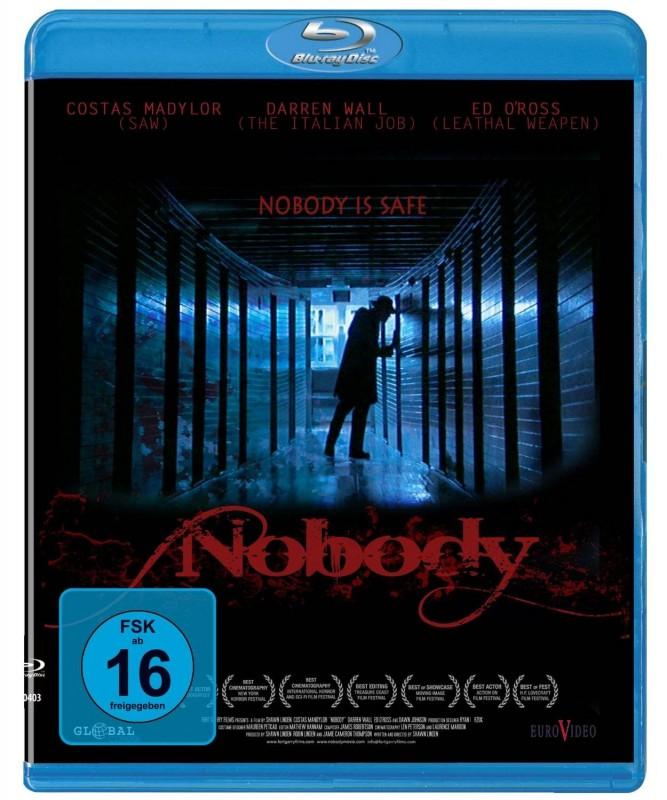 Nobody [Blu-ray] OVP
