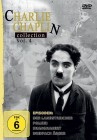 Charlie Chaplin Collection Vol.4 DVD OVP