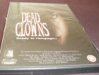 Dead Clowns - Uncut Version - Extrem seltene DVD