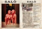 Salo � Die 120 Tage von Sodom (2 DVD+Blu-ray) B - NEU/OVP