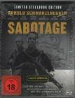 Sabotage - Blu-Ray - Steelbook - neu in Folie - uncut!!