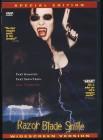 DVD U.S.A. RAZOR BLADE SMILE codefree Neu; ohne Folie