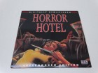 LD Laserdisc // HORROR HOTEL Letterbox Edition