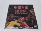 LD Laserdisc // HORROR HOTEL Letterbox Edition
