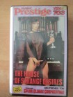 Color Climax -The House of Strange Desires      VHS